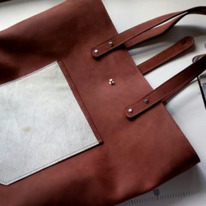 Leather Bags Production